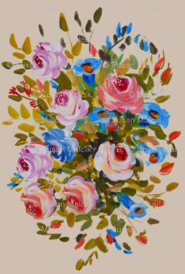 Carousel Flowers 2