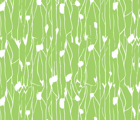 Vintage streamers fabric by fable_design on Spoonflower - custom fabric
