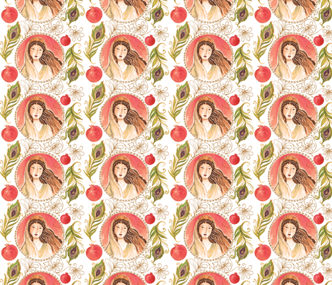 Hera fabric by monalila on Spoonflower - custom fabric