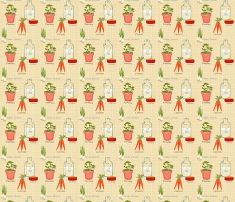 Untitled-9 fabric by lana_gordon_rast_ on Spoonflower - custom fabric