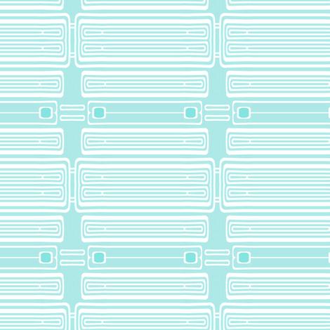 Modern Blue Bands Coordinate