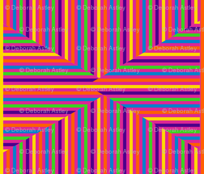 Overlapping Rainbow Mashup