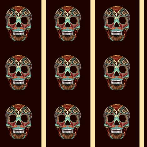Azteca Skull Panels