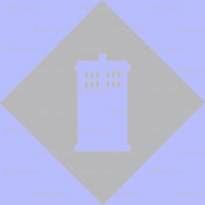 Harlequin Police Box blu-grey_med
