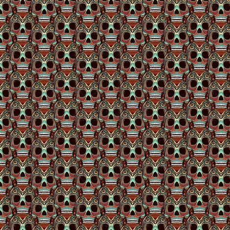 Small Azteca Skulls