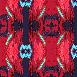 Rooster_abstract