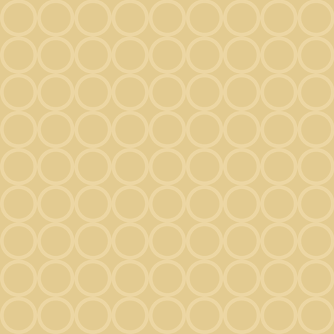 Party Animals Collection - Yellow Dot fabric by ttoz on Spoonflower - custom fabric