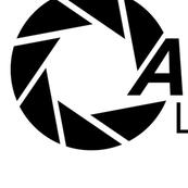 Black Aperture Portal Large
