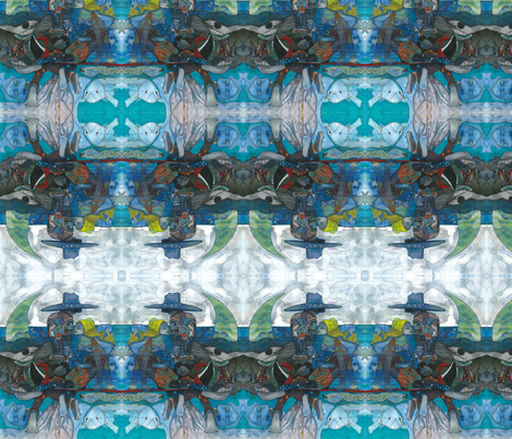 By_The_Sea fabric by eddiecarrion on Spoonflower - custom fabric