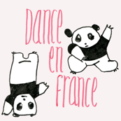 Dance en France rose