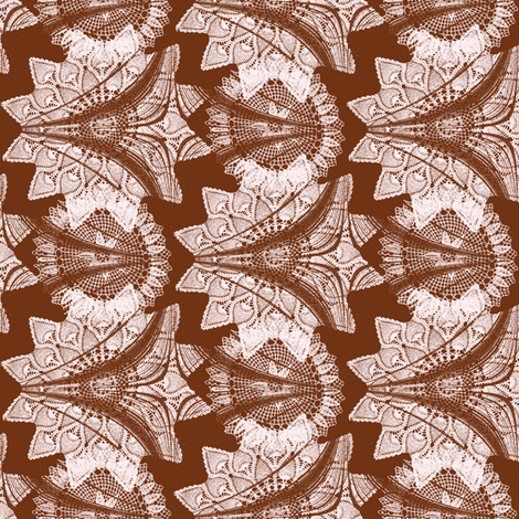 pineapple arch fabric by nalo_hopkinson on Spoonflower - custom fabric
