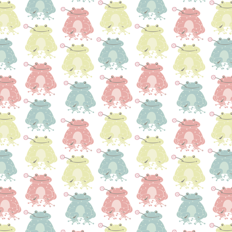 hello fabric by cherished_dreams on Spoonflower - custom fabric