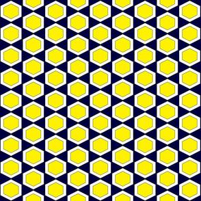 honeycomb_graphic_yellow_navy
