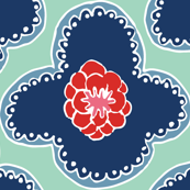 vintage-flower