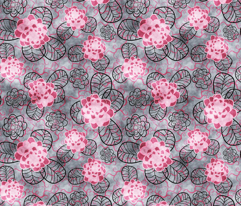pink 1 fabric by kociara on Spoonflower - custom fabric