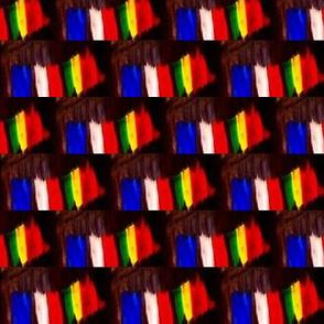 Primary Prayer Flags