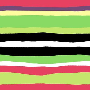 Wonky Stripes