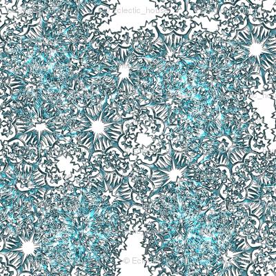 Fake Snowflakes