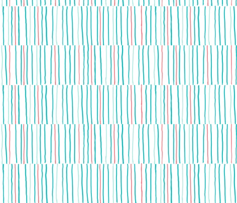 Stripes - Small fabric by jennjersnap on Spoonflower - custom fabric