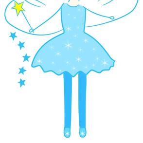 SparkleBlue Fairy