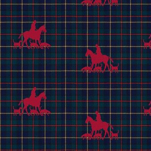 Traditional Foxhunt Plaid