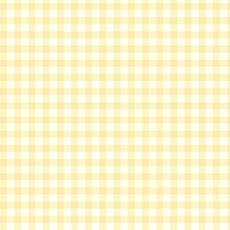 pale sunshine gingham fabric by weavingmajor on Spoonflower - custom fabric