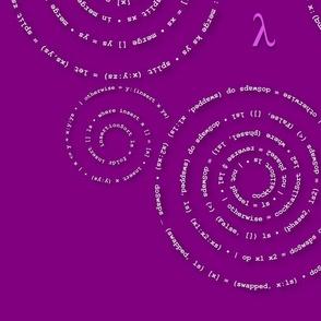 Sorting Spirals