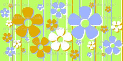 Daisies - key lime