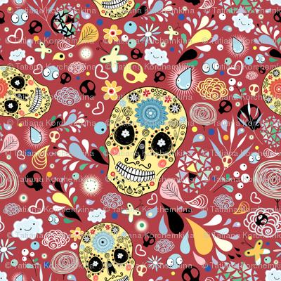 lovely skull