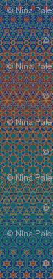 Morphing Tiles Teal