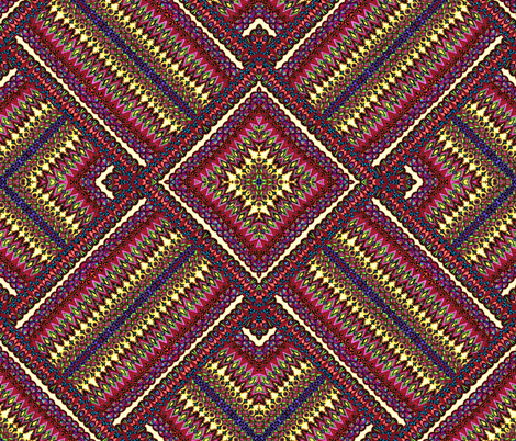 CrissCross fabric by joonmoon on Spoonflower - custom fabric