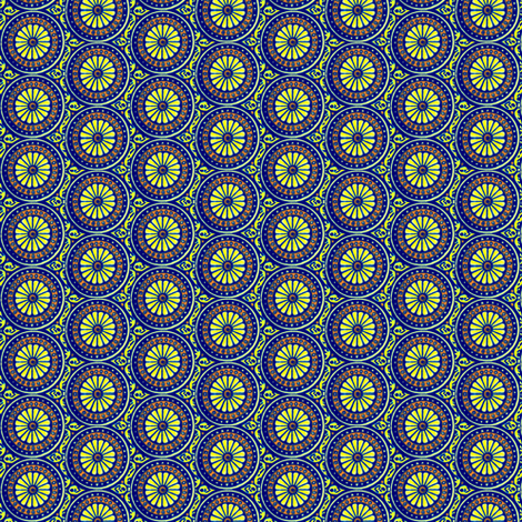Cinco fabric by amyvail on Spoonflower - custom fabric
