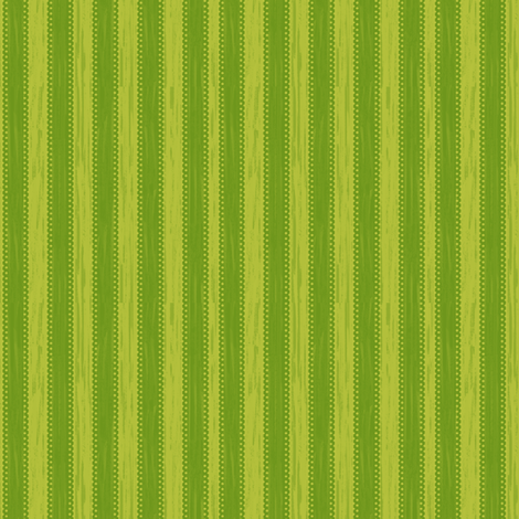 APPLE GREEN STRIPE fabric by glimmericks on Spoonflower - custom fabric
