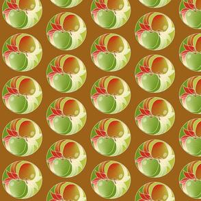 Yin Yang Apples 2