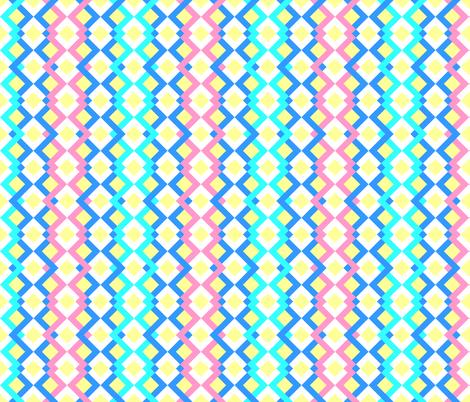 Carribean_Trellis fabric by julia_designs on Spoonflower - custom fabric