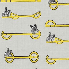 Medieval Equitation
