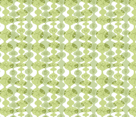 Atomic Beakers fabric by vinpauld on Spoonflower - custom fabric