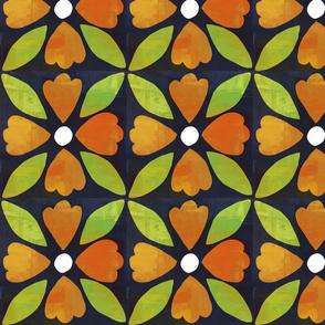 Flower Grid 1