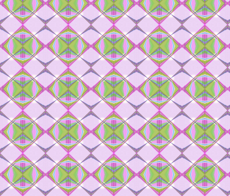 Lavender Squares fabric by ravynscache on Spoonflower - custom fabric