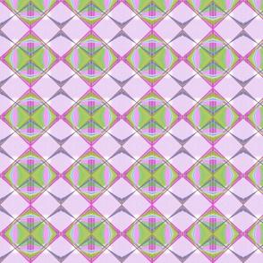 Lavender Squares