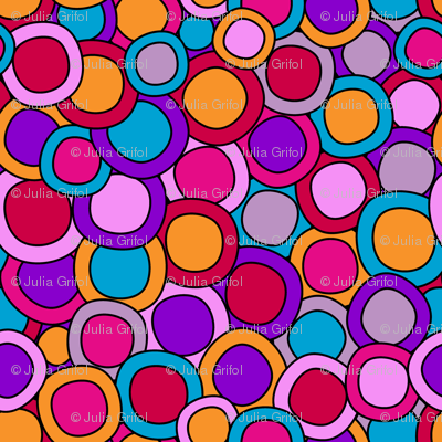 My colourful circles