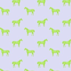 Green Horses