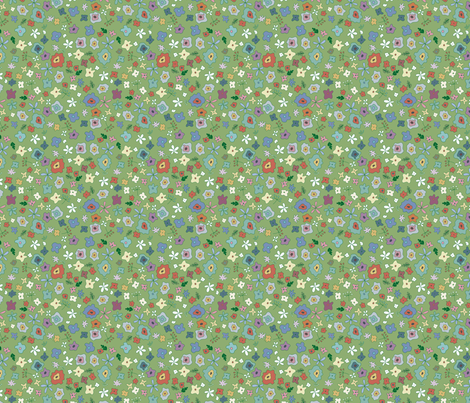 PRAIRIE fabric by exm on Spoonflower - custom fabric