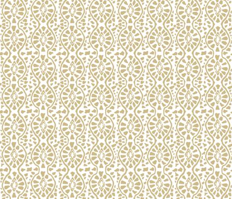 Cobblestone Sand Reverse fabric by lulabelle on Spoonflower - custom fabric