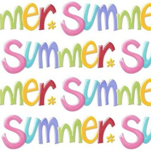 SUMMER long