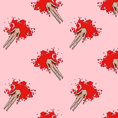 Oops fabric by interrobangbang on Spoonflower - custom fabric