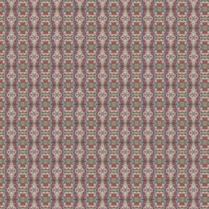 Geometric embroidery 1