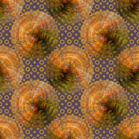 FOLIAGE fabric by glimmericks on Spoonflower - custom fabric