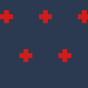 Crosses (Navy)