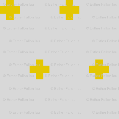 Crosses (in Grey)